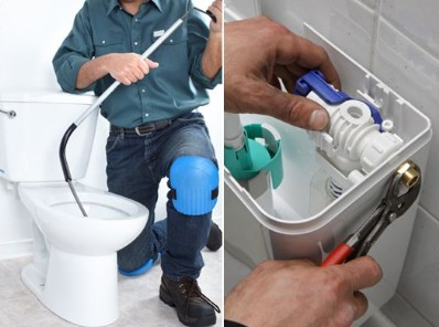 Intervention rapide pour un débouchage WC bouché à Bruxelles