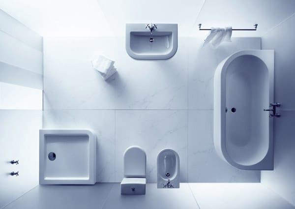 sanitaires salle de bain, évier, lavabo, douche, baignoire, wc, toilette