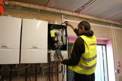 Intervention express en réparation et entretien chaudière et boiler Buderus en région Bruxelloise