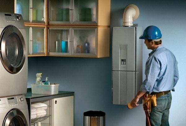 installation boiler ACV intervention rapide