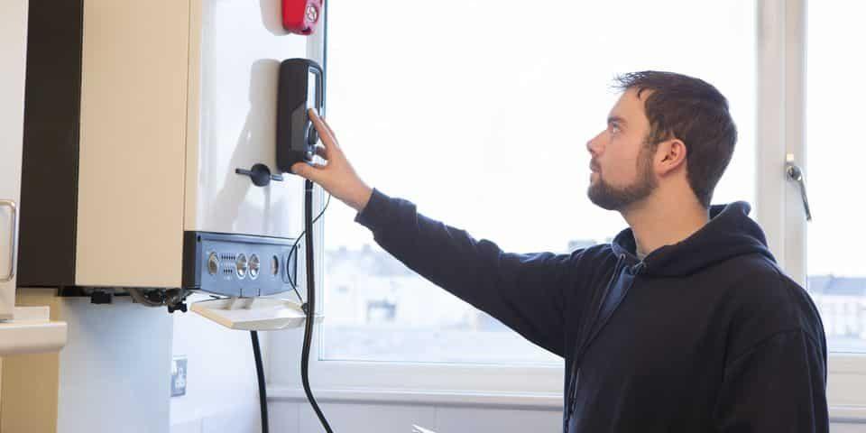 réparation chaudière gaz Woluwe pas cher