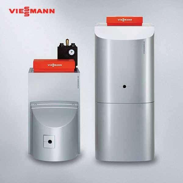 chaudière chauffe eau Viessmann